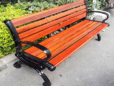 Artificial Timber Bench Seat - Model 059xt