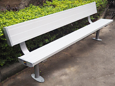 Aluminium Bench Seat - Model 1507DX